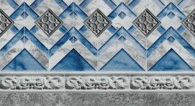 Gray Neptune Tile with Gray Marino Floor