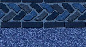 BLUE CABO INGROUND VINYL LINER